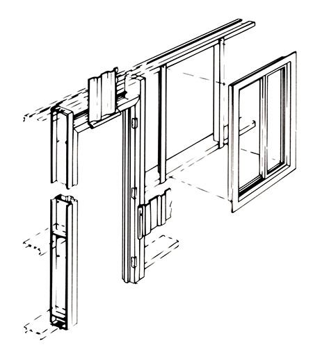Metal Door Construction : Shenango steel buildings building products